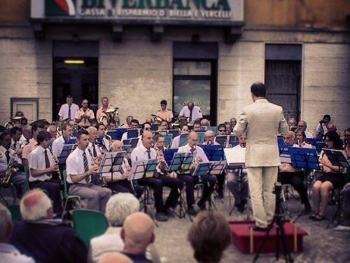 Concerto – Armonie in Musica – Crescentino 2013